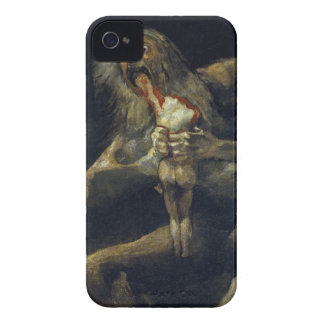 Saturn Devouring His Son iPhone 4 Covers