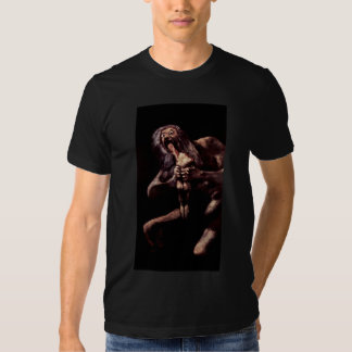 Saturn Devouring His Son From The Pinturas Negras Shirts