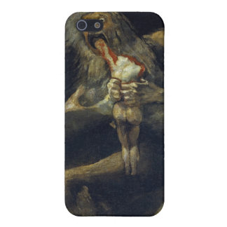 Saturn Devouring His Son iPhone 5 Covers