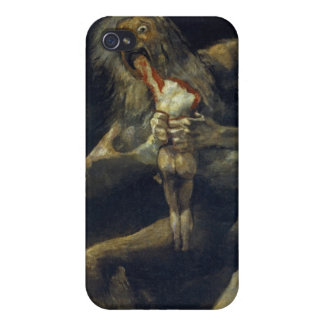 Saturn Devouring His Son iPhone 4/4S Covers