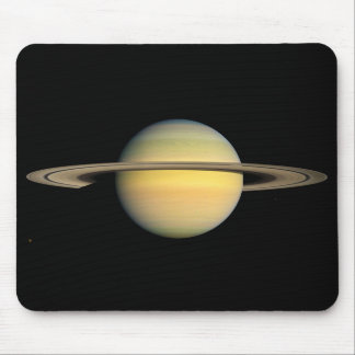 Saturn during Equinox Mouse Pad
