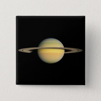 Saturn during Equinox Pinback Button