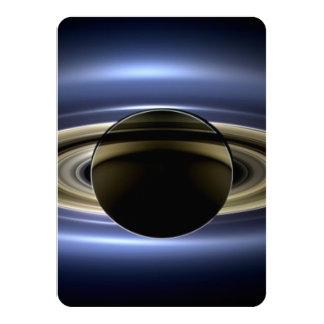 """Saturn - el día la tierra sonrió invitación 4.5"""" x 6.25"""""""