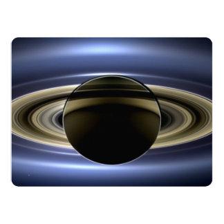 """Saturn - el día la tierra sonrió invitación 6.5"""" x 8.75"""""""