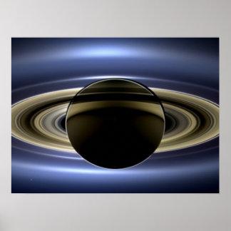 Saturn - el día la tierra sonrió impresiones