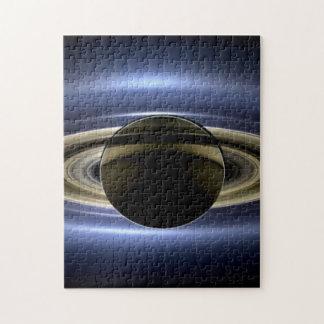 Saturn - el día la tierra sonrió rompecabeza