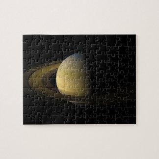 Saturn el sexto planeta del Sun Puzzle Con Fotos