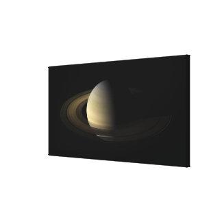 Saturn Equinox Canvas Print