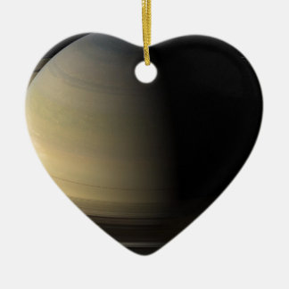 Saturn Equinox Ceramic Ornament