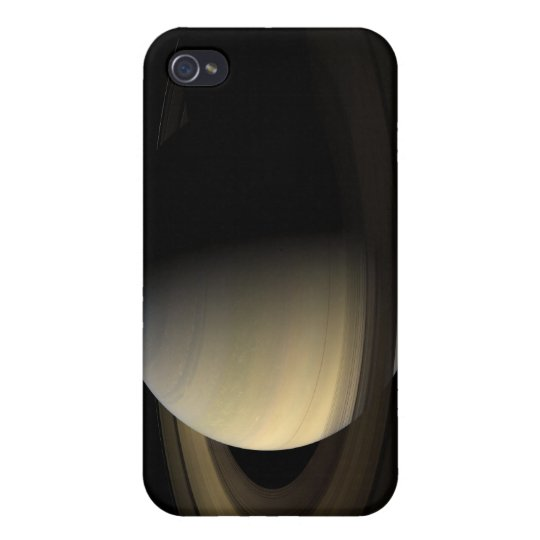 Saturn Equinox Cover For iPhone 4