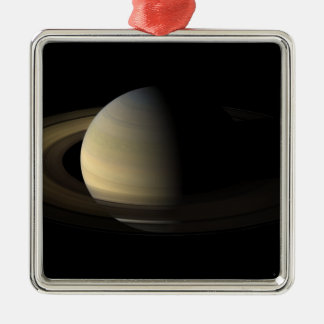 Saturn Equinox Metal Ornament