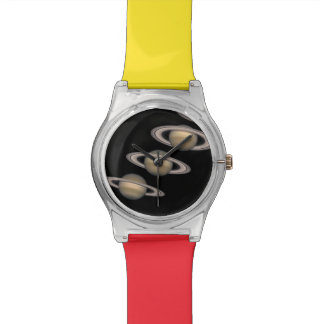 Saturn from 1996 to 2000 wristwatch