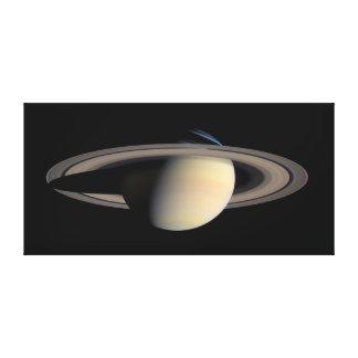 Saturn from Cassini To orbit Canvas Print