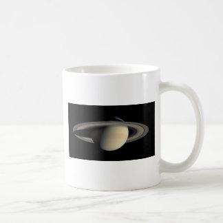 Saturn from Cassini To orbit Coffee Mug