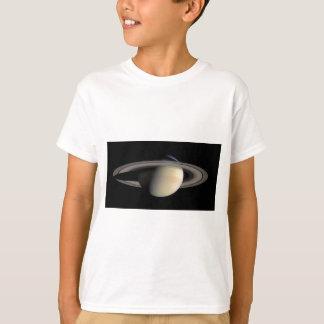 Saturn from Cassini To orbit T-Shirt