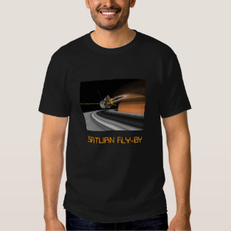 SATURN FY-BY TEE SHIRT