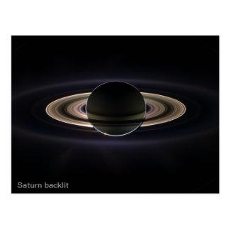 Saturn hizo excursionismo tarjetas postales