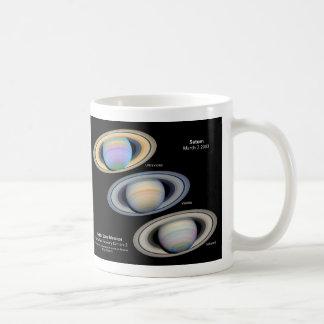 Saturn - Hubble Images Classic White Coffee Mug