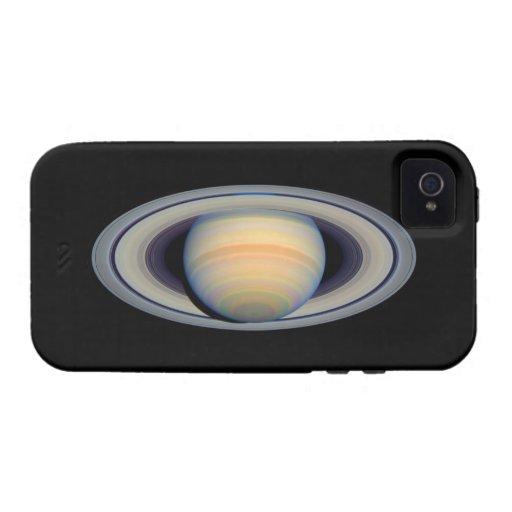 Saturn (Hubble Telescope) iPhone 4 Cases
