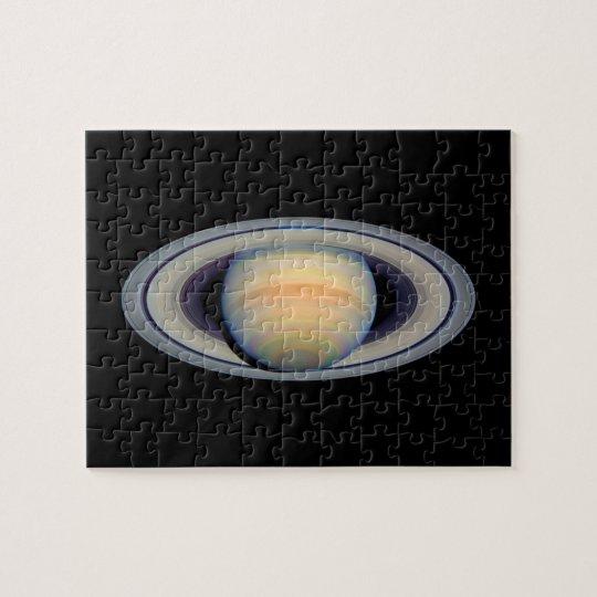 Saturn (Hubble Telescope) Jigsaw Puzzle