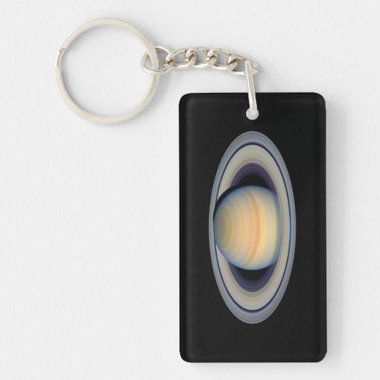 Saturn (Hubble Telescope) Keychain