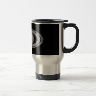 Saturn Hubble Telescope Coffee Mug