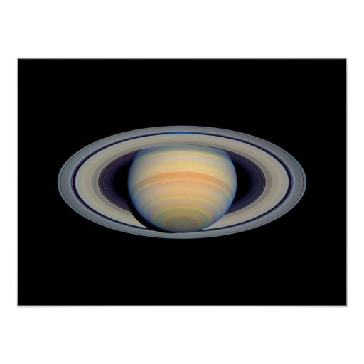planet saturn poster - photo #26
