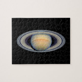 Saturn (Hubble Telescope) Puzzle