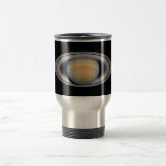 Saturn (Hubble Telescope) Travel Mug