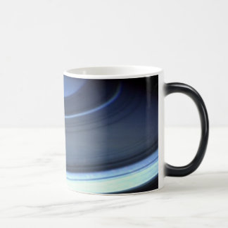 Saturn in blue / Cassini Magic Mug
