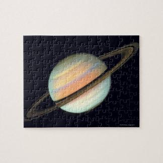 Saturn Jigsaw Puzzle