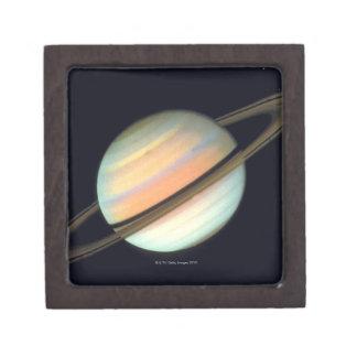 Saturn Keepsake Box