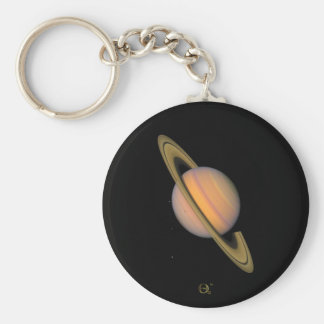Saturn Keychain