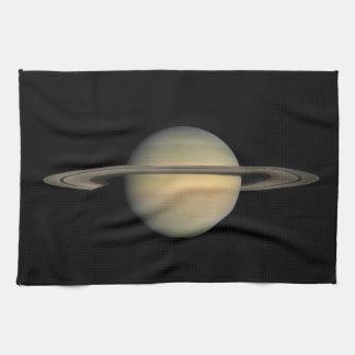 Saturn Kitchen Towel