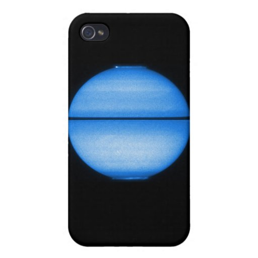 Saturn Light Show iPhone Case iPhone 4 Cover