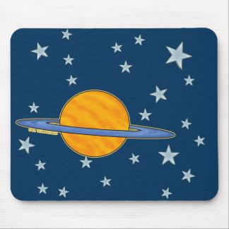 Saturn lindo Mousepads Tapete De Raton