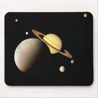 Saturn Mousepad