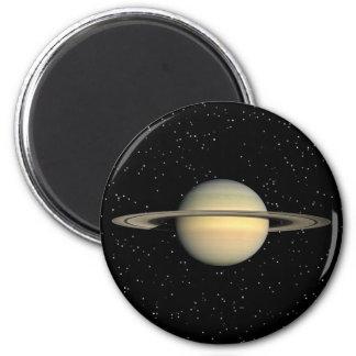Saturn - Multiple Products Fridge Magnet