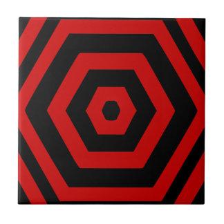 Saturn @ Night Tile Hexagonal Polar Vortex Phenom