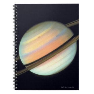 Saturn Note Book