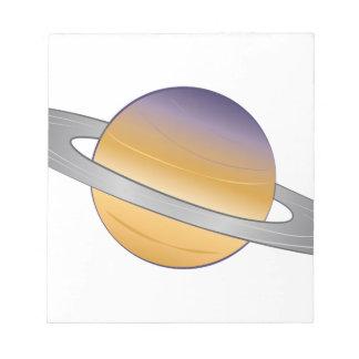 Saturn Notepad