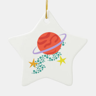 Saturn Ornament