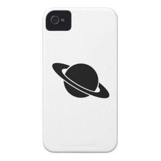 Saturn Pictogram iPhone 4 Case