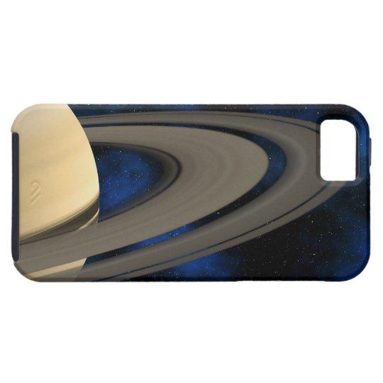 Saturn planet 2 iPhone SE/5/5s case
