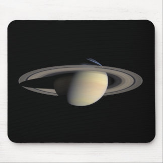 Saturn Planet beautiful rings NASA Mouse Pad