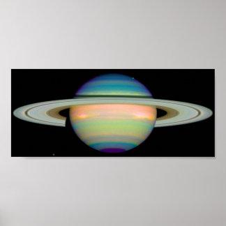 Saturn Poster Print