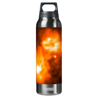 Saturn Prior to Cassini Probe's Arrival 16 Oz Insulated SIGG Thermos Water Bottle