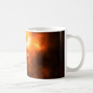 Saturn Prior to Cassini Probe's Arrival Classic White Coffee Mug