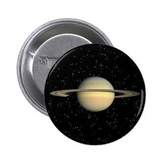 Saturn - productos múltiples pin redondo de 2 pulgadas