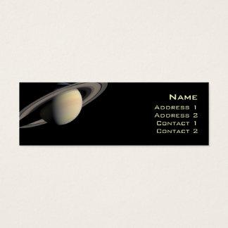 Saturn Profile Card